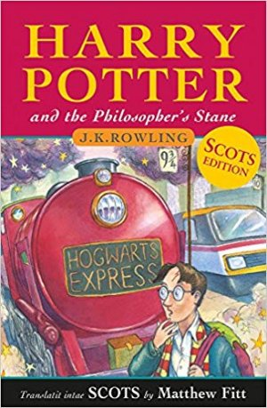 Harry Potter and the Philosopher's Stane - blake and white - 9781785301544 -