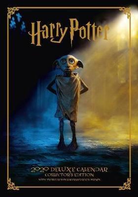 Harry Potter Deluxe 2020 Calendar - Official A3 Wall Format Calendar - danilo promotions - 9781838542757 -