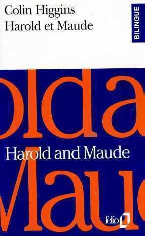 HAROLD ET MAUDE  - gallimard editions - 9782070393367 -