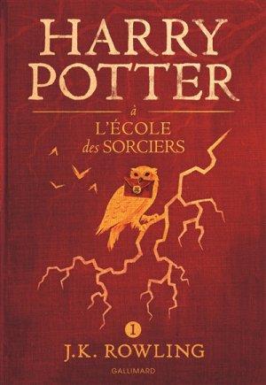 Harry potter à l'école des sorciers - gallimard - 9782070624522 -
