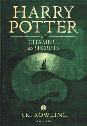 Harry Potter et la Chambre des Secrets - gallimard - 9782070624539 -