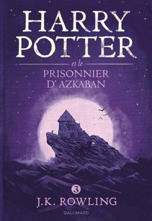 Harry Potter et le prisonnier d'Azkaban - gallimard - 9782070624546 -