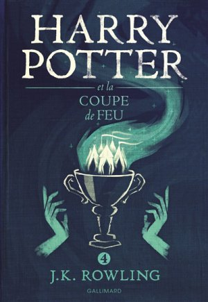 Harry Potter et la Coupe de Feu - gallimard - 9782070624553 -