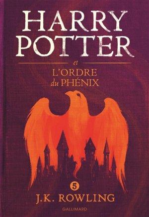 Harry Potter et l'Ordre du Phénix - gallimard - 9782070624560 -