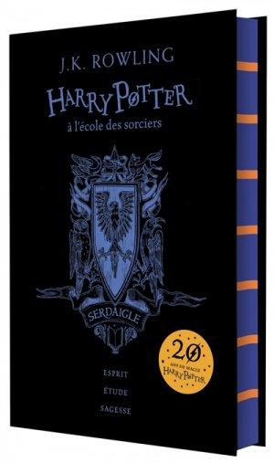 HARRY POTTER Tome 1 : Harry Potter à l'Ecole des Sorciers - Edition Collector 20e Anniversaire - gallimard - 9782075094559 -