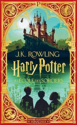 Harry Potter à l'école des sorciers - gallimard editions - 9782075145930 -