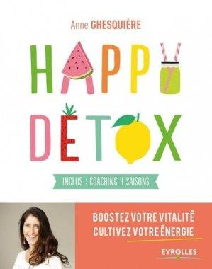 Happy détox - eyrolles - 9782212563603 -