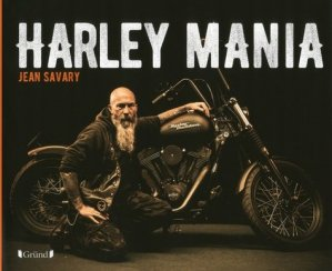 Harley mania - grund - 9782324018534 -