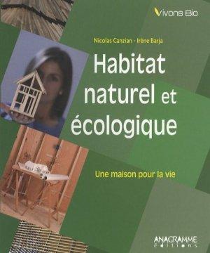 Habitat naturel et écologique - Anagramme - 9782350351513 -