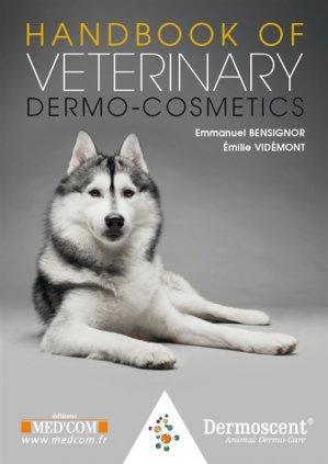 Handbook of veterinary dermo-cosmetics - med'com - 9782354032326 -