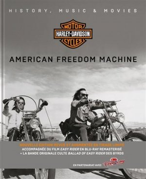 Harley-Davidson - GM Editions - 9782377970988 -