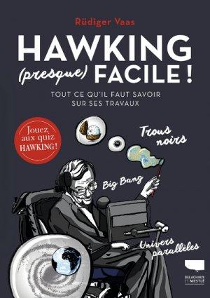 Hawking (presque) facile ! - delachaux et niestlé - 9782603026441 -