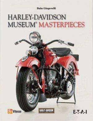 Harley Davidson Museum, chefs-d'oeuvre - etai - editions techniques pour l'automobile et l'industrie - 9782726897331 -