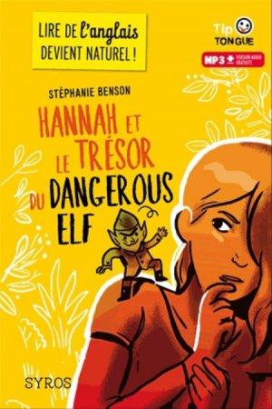 Hannah et le trésor du Dangerous Elf - syros - 9782748514827 -
