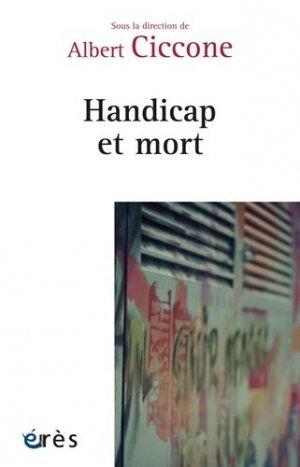 Handicap et mort - eres - 9782749262284 -