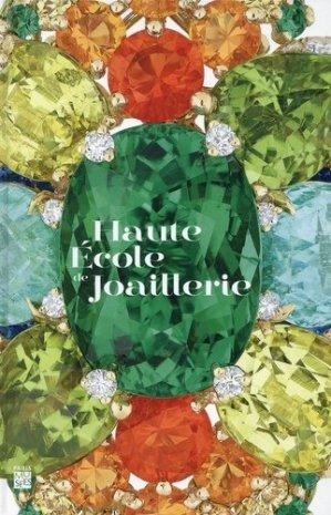 Haute école de joaillerie - paris musées - 9782759603930 -