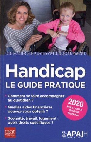 Handicap. Edition 2020 - Prat Editions - 9782809515367 -