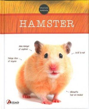 Hamster - artemis - 9782816018028 -