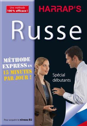 Harrap's méthode express russe - livre - Harrap's - 9782818702239 -