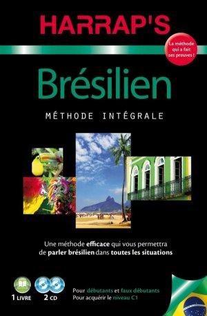 Harrap's méthode intégrale de brésilien 2 CD + livre - Harrap's - 9782818702338 -
