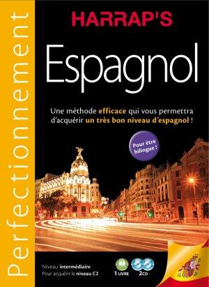 Harrap's méthode Perfectionnement Espagnol 2CD + livre - Harrap's - 9782818702413 -