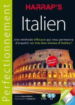 Harrap's méthode Perfectionnement Italien 2CD + livre - Harrap's - 9782818702420 -