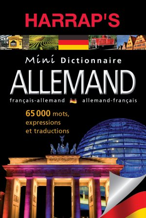 Harrap's Mini allemand - Harrap's - 9782818702642 -