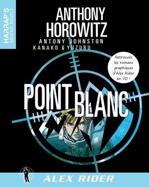 Harrap's Alex Rider / Point Blanc - harrap's - 9782818703496 -