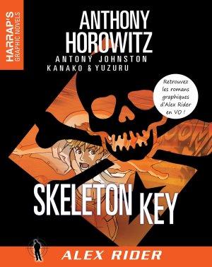 Harrap's- Alex Rider / Skeleton Key - harrap's - 9782818703502 -
