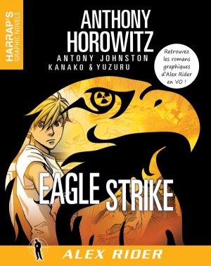 Harrap's- Alex Rider / Eagle Strike - harrap's - 9782818703519 -