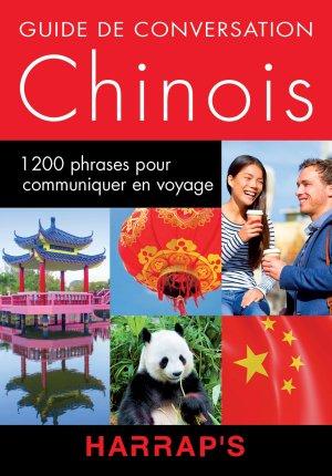Harrap's guide conversation Chinois - Harrap's - 9782818703571 -