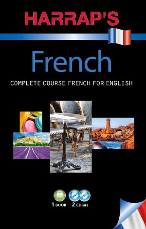 Harrap's complete course French for English - Harrap's - 9782818703861