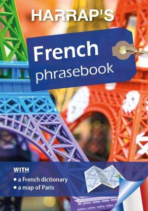 Harrap's French Phrasebook - Harrap's - 9782818704295