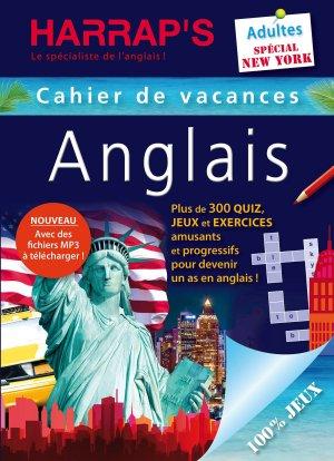 Harrap's cahier de vacances anglais adultes New York - Harrap's - 9782818704660 -