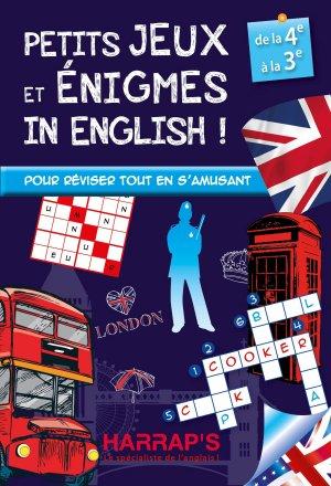 Harrap s Petits jeux et petites énigmes 4-3 - Harrap's - 9782818704738