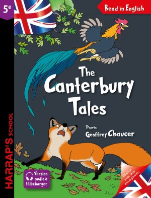 Harrap's The Canterbury tales - harrap's - 9782818705001 -