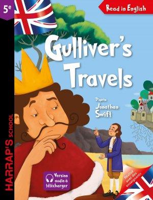 Harrap's Gulliver's travels 5e - harrap's - 9782818705018