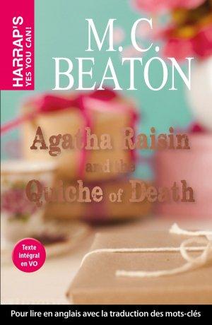 Agatha Raisin and the Quiche of Death - harrap's - 9782818705032 -