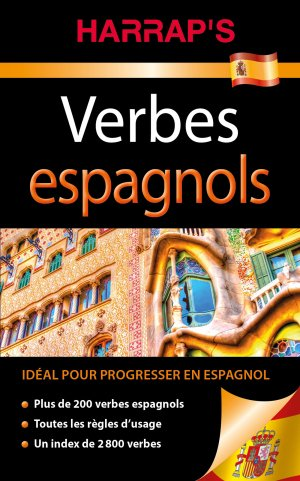 Harrap's Verbes espagnols - harrap's - 9782818705100