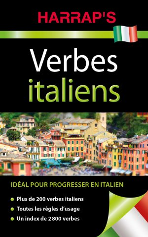 Harrap's Verbes italiens - Harrap's - 9782818705117 -