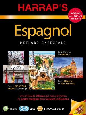 Harrap's Méthode Intégrale espagnol 2CD+livre - Harrap's - 9782818705759 -