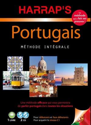 Harrap's méthode intégrale de portugais - 2 CD + livre - Harrap's - 9782818705797 -