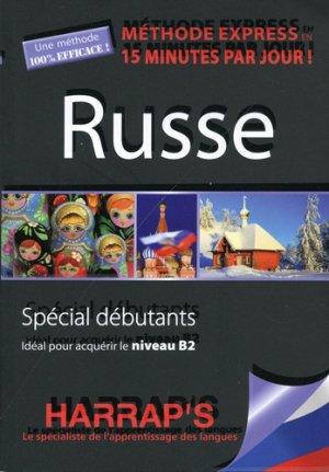Harrap's méthode express russe - livre - Harrap's - 9782818705889 -