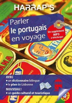 Harrap's parler le Portugais en voyage - Harrap's - 9782818706701