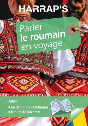 harrap's parler le roumain en voyage - Harrap's - 9782818706763 -