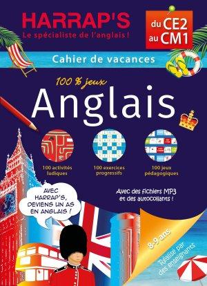 Harraps Cahier de Vacances CE2 - Harrap's - 9782818707173 -