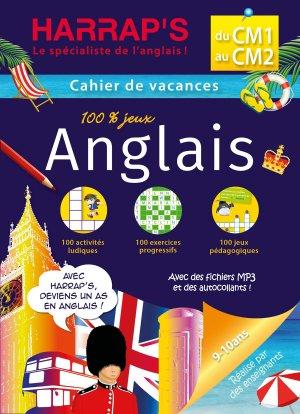 Harraps Cahier de Vacances CM1 - Harrap's - 9782818707180 -