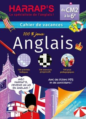 Harraps Cahier de Vacances CM2 - Harrap's - 9782818707197