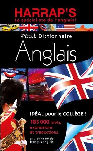 Harrap's Dictionnaire petit anglais - Harrap's - 9782818707531 -