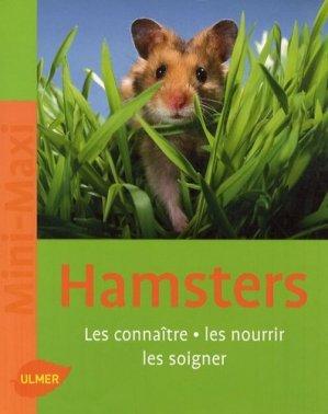 Hamsters - ulmer - 9782841383740 -